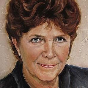 portretschilderij laten maken door portretschilder Carroline van Dijk