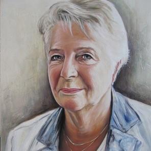 olieverf schilderij laten maken door portretschilder Carroline van Dijk