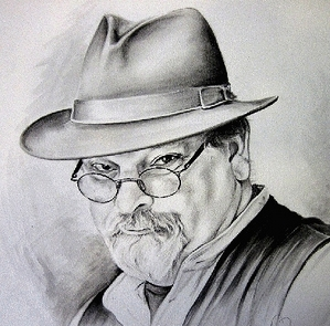 tekening hoed